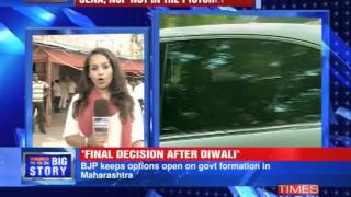 Maharashtra: BJP in no hurry to form Government