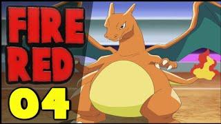 Aparece o mito Charizard! - #04 Pokemon Fire Red (GBA)