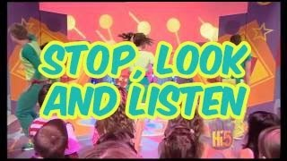 Video Stop, Look and Listen - Hi-5 - Season 11 Song of the Week download MP3, 3GP, MP4, WEBM, AVI, FLV Februari 2018