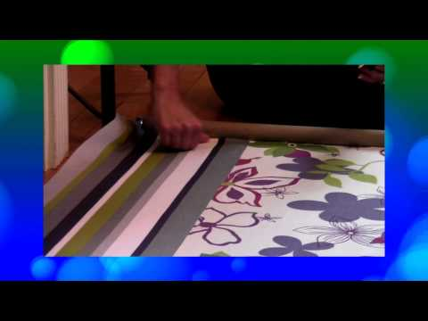 How to make no-sew window treatments