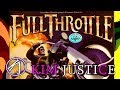 The Story Of Full Throttle (PC) - LucasArts Go BAD - Kim Justice