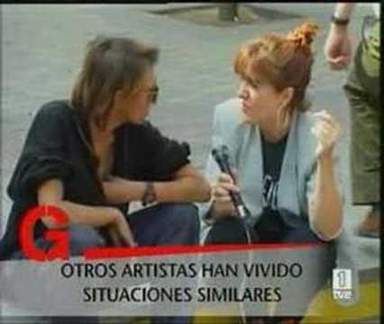 Artistas en mala racha youtube for O sole mio mesa y lopez