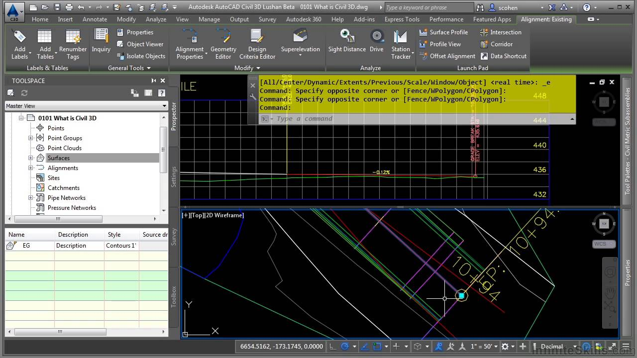 Autocad 3d solid editing tutorial video for beginner – lesson 16.