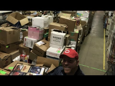 I Bought 150,000 Video Games, DVDs & CDs
