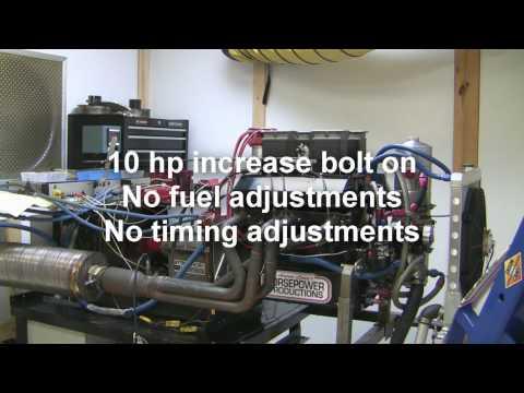 Hilborn Fuel Injection Comparison @ Aaron Long Horsepower Production