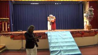 The Story of Moses -- Houston Knanaya Catholic Society -- Shingari
