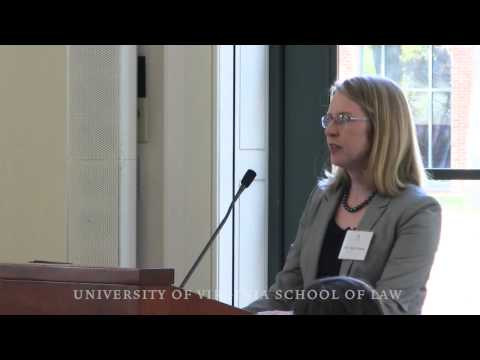 """Marriage and Family Law: A Decade of Change"" with UVA Law Professor Kerry Abrams"