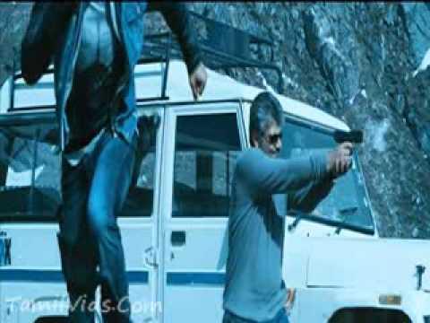 Ajith And Arya Last Fight Scene   Aarambam