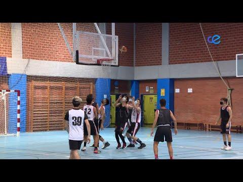 3 derrotas para el UB Ceuta en el Campeonato de España de Clubes de Baloncesto cadete