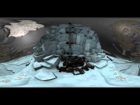 Game of Thrones Opening Credits 360 Video