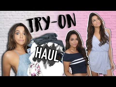 HUGE SUMMER TRY ON HAUL | Bethany Mota