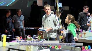 Yvelines | Montigny-le-Bretonneux : Les Trophées de la robotique de retour pour la 4e année
