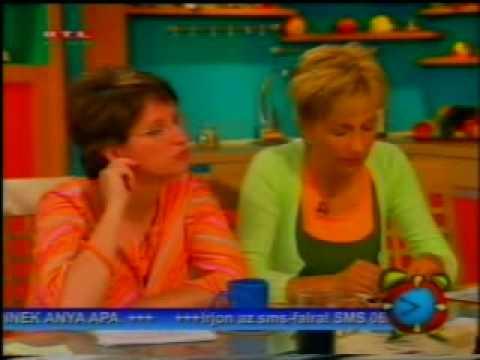 T Nagy Tamás az Rtl klub reggeli műsorában