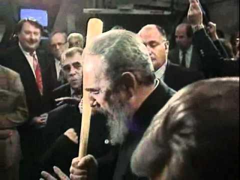 Fidel Castro in New York