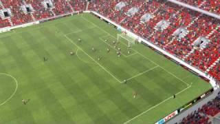 Arsenal vs Sunderland - Walcott Goal 65 minutes