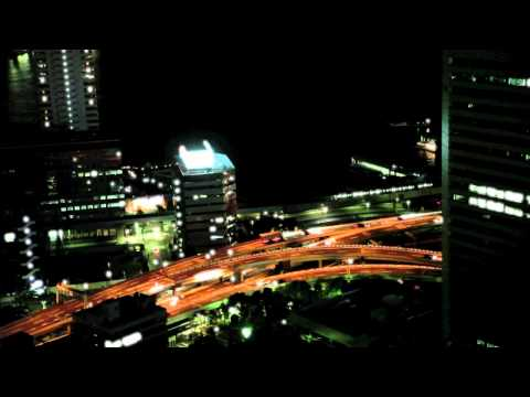 Tokyo Night Time Lapse, World Trade Center, Hamamatsucho, Japan
