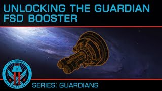 Tutorial: Unlocking the Guardian FSD Booster