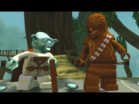 LEGO Star Wars: The Complete Saga 100% Guide #16 - Defense Of Kashyyyk (All Minikits)