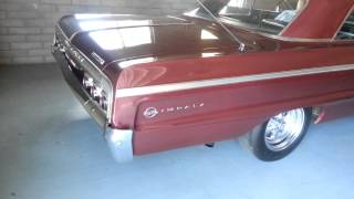 1964 409 ss impala for sale