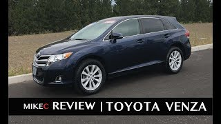 Toyota Venza Review | 2009-201…