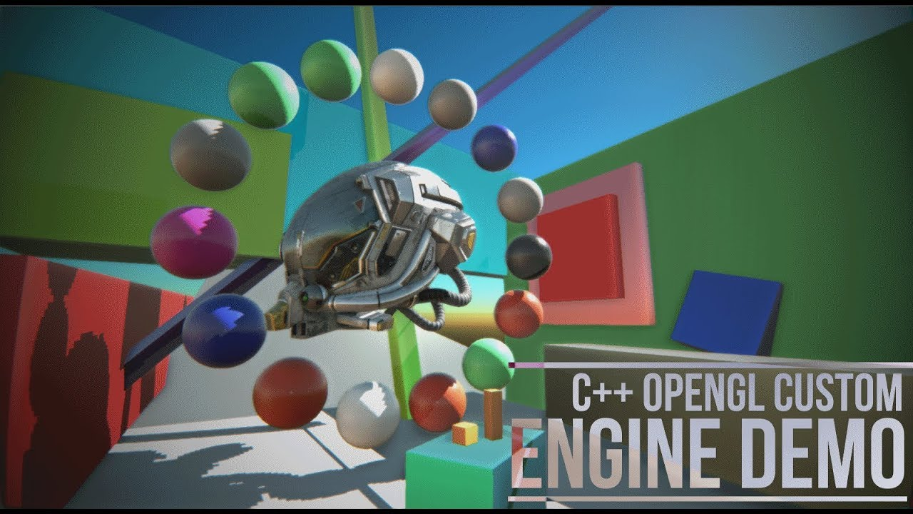 Custom Engine: Physically Based Rendering · Víctor Ávila