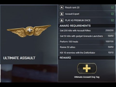 assault expert assignment bf4