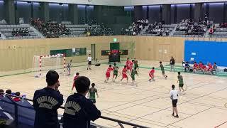 2019高校選抜男子準決勝 香川中央VS不来方 決着!