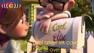 Djansever & Emrah Ka panda sarenge muja Lyrics on screen Official Video By Cwiligen HD 2015