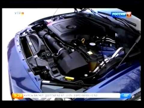 Jaguar XC(Ягуар XC).Видео обзор.Тест драйв.