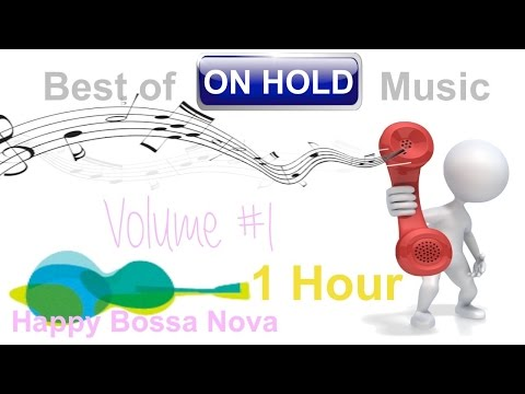 Hold Music & On Hold Music: 1 Hour of Best Music on Hold (Volume #1)