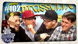 Carcassonne mit Etienne, Nils, Simon & Tobi Escher | Almost Plaily #102