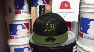 2018 Memorial Day New Era Hat Review Oakland A's Hat Collection Lids