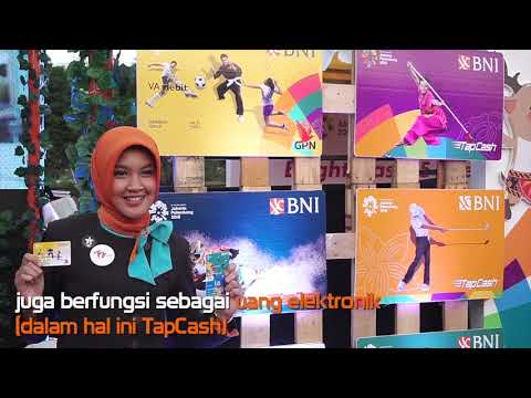 Asian Games BNI Torch Relay   1