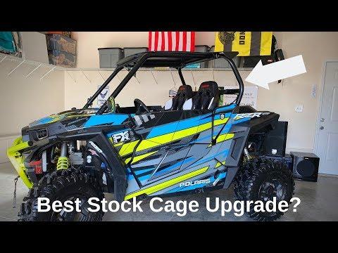 Polaris RZR 900S Cage Drop 100% Bolt-On (#RZR_Dreams)