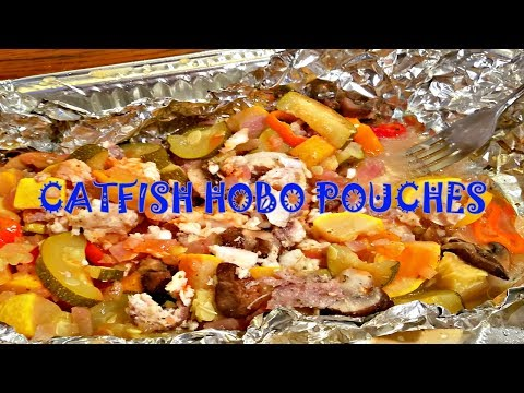 HOW TO COOK CATFISH | CATFISH FOIL POUCH