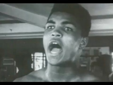 Muhammad Ali I Am The Greatest Speech