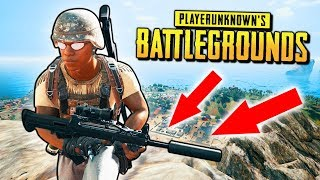 РАЗВАЛИВАЕМ С НОВОГО QBZ-95! РЕЛИЗ ДЖУНГЛЕЙ САНОК! PLAYERUNKNOWN'S BATTLEGROUNDS - PUBG ПРИКОЛЫ