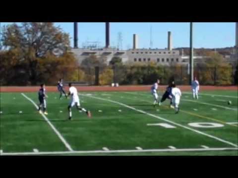 U12 Bethesda Blue01  Shai hat trick  vs DC United