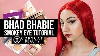 BHAD BHABIE Copycat Beauty Makeup Tutorial | Danielle Bregoli
