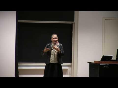 Elana Shohamy - Urban and Linguistic Landscapes  Columbia University