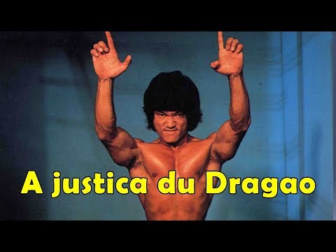 Wu Tang Collection - Dragon Lee - A justica du Dragao