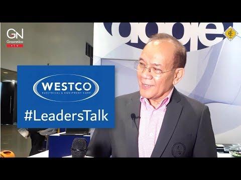 #LeadersTalk With Westco Electrical & Equipment Corporation, Engineer Roddy Peñalosa