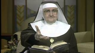 Mother Angelica Live - 2012-12-10 - The Eucharist