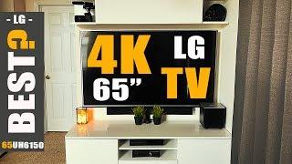 BEST 4K TV? LG-UH6150