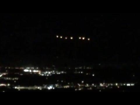 Stunning Seven Bright UFOs Leave Witnesses Amazed over Vista (California) - FindingUFO