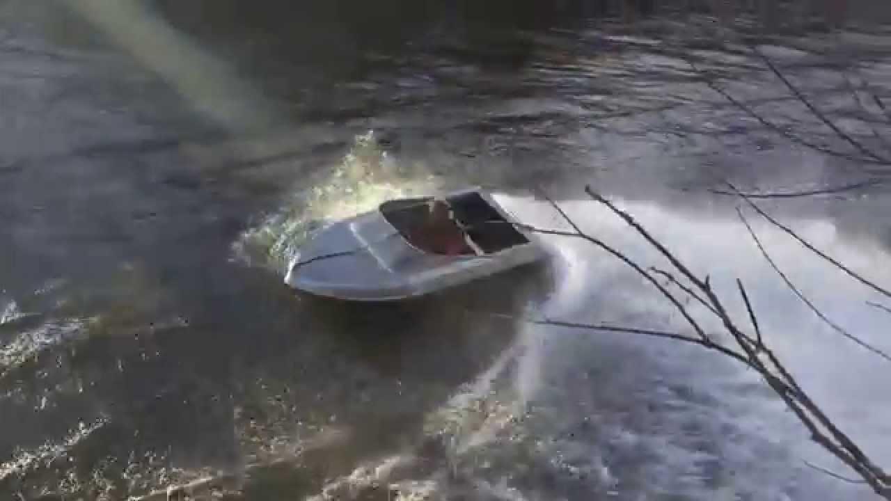 760cc WattsCraft Test - YouTube