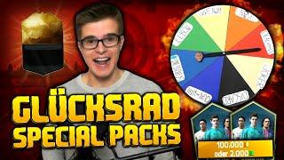 Fifa 16: glÜcksrad special packs! 100k packs + informs!!