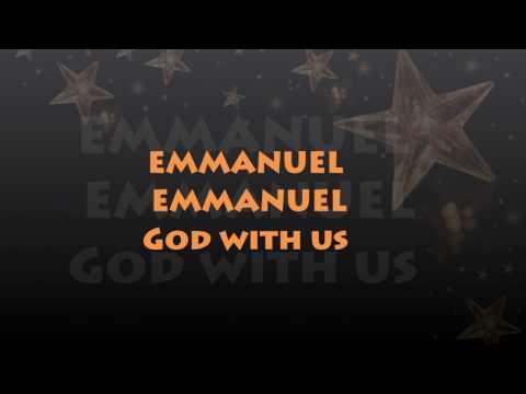 EMMANUEL : A Christmas Melody (Lyrics Video) -  IKAY Rocks