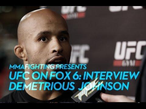 UFC on FOX 6: Demetrious Johnson Breaks Down Title Defense
