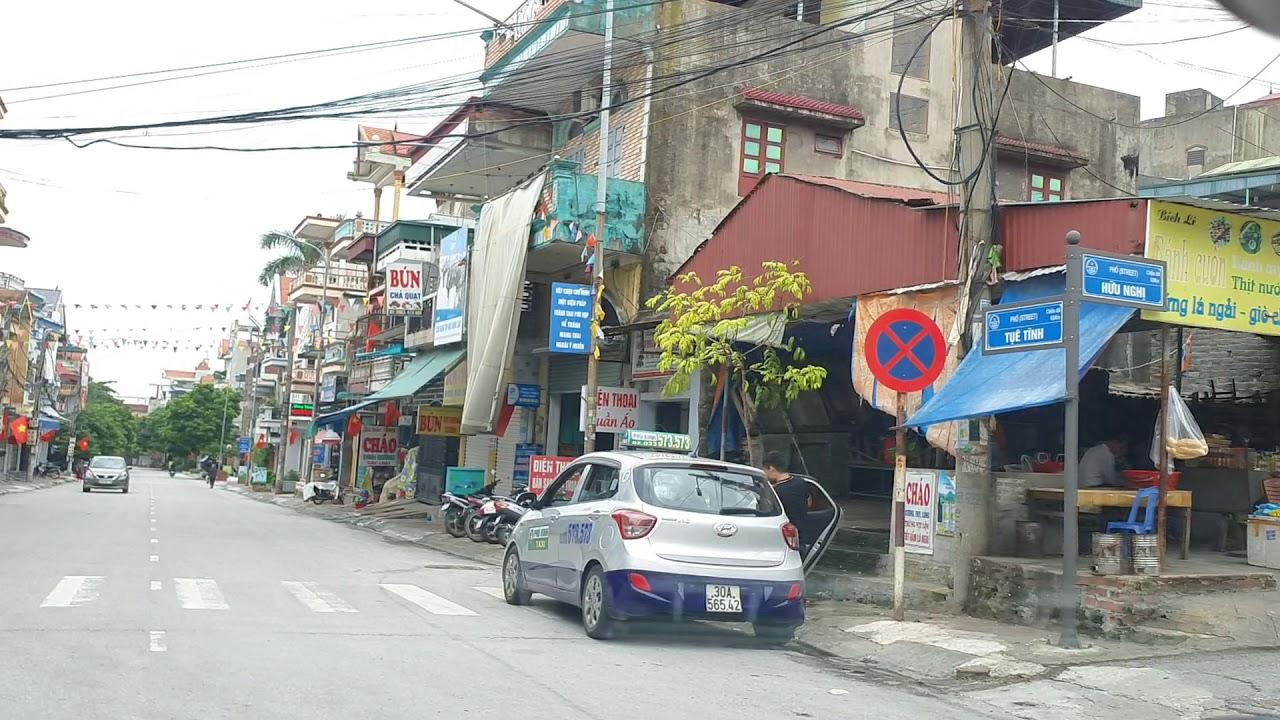 Đường Xuống  Núi Hay Lật Xe Chùa Ba Vàng Đi Quốc Lộ 18 | Ba Vang Pagoda |Vietnam Discovery Travel